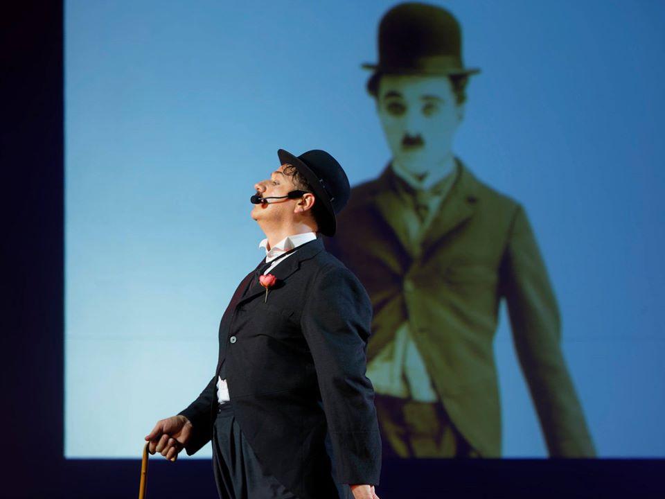 Мюзикъл Чаплин