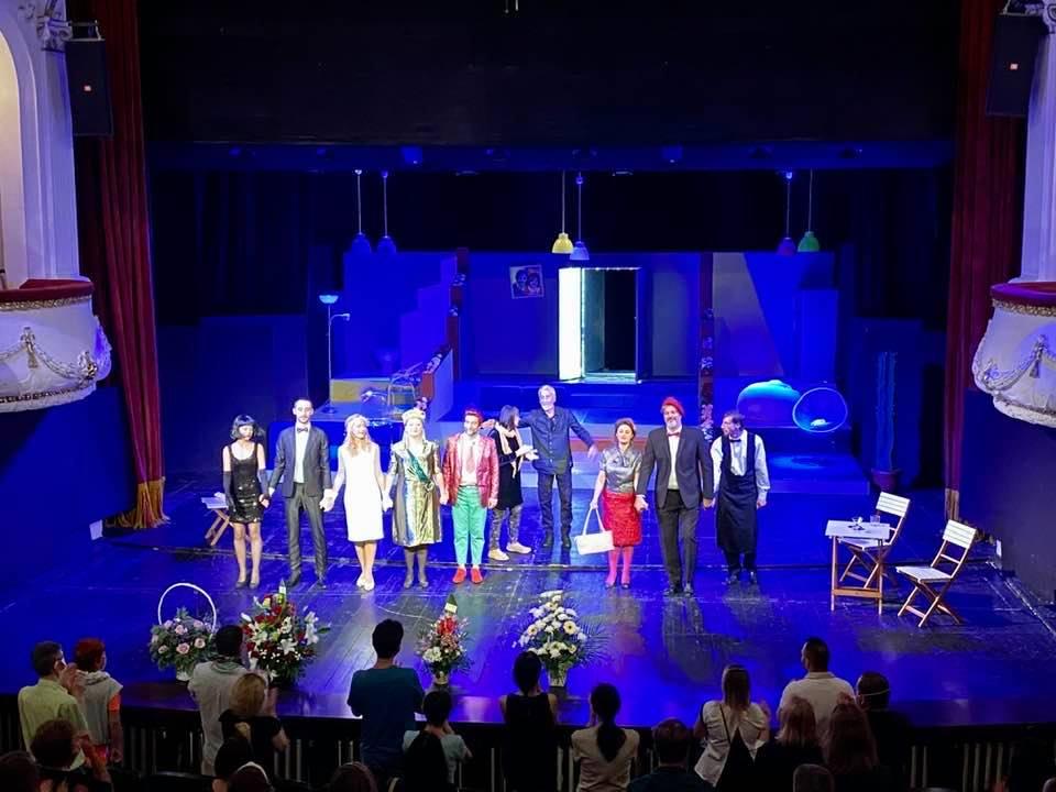 Варненски театър