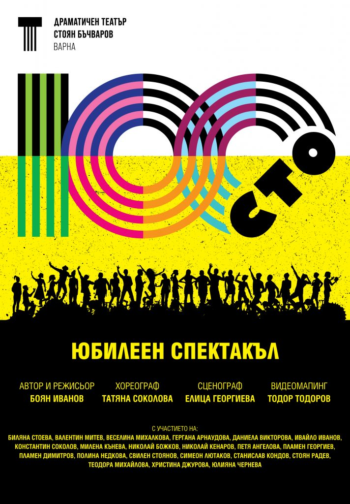 100 години театър във Варна