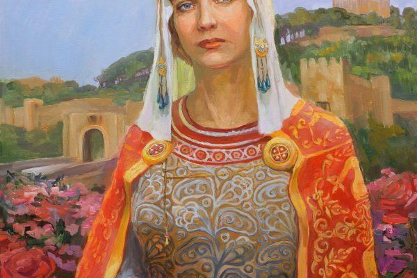 Цариците на Марина Варенцова-Русева в изложба