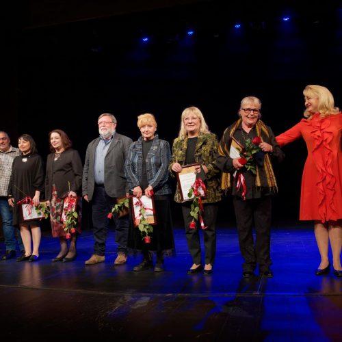 """Наградите """"Златна маска"""" 2021 на Варненския драматичен театър"""
