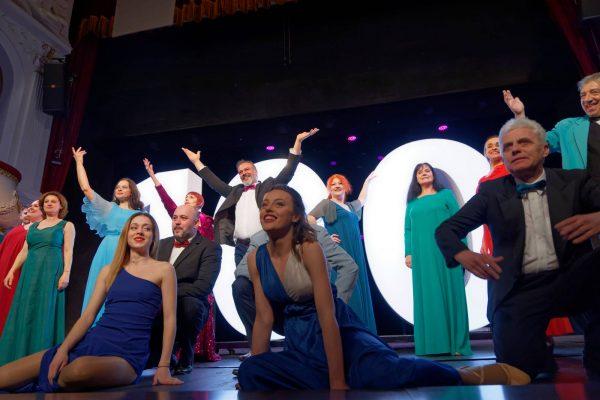 """Премиера на """"100!"""" и отличия за Варненския драматичен театър"""