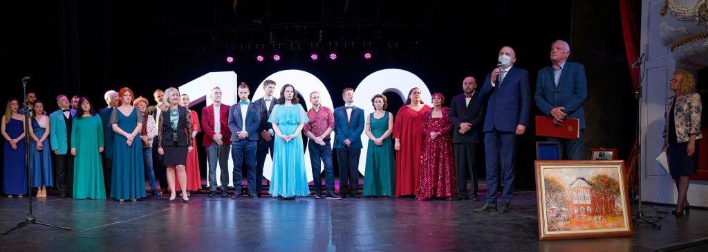 Отличия за Варненския драматичен театър