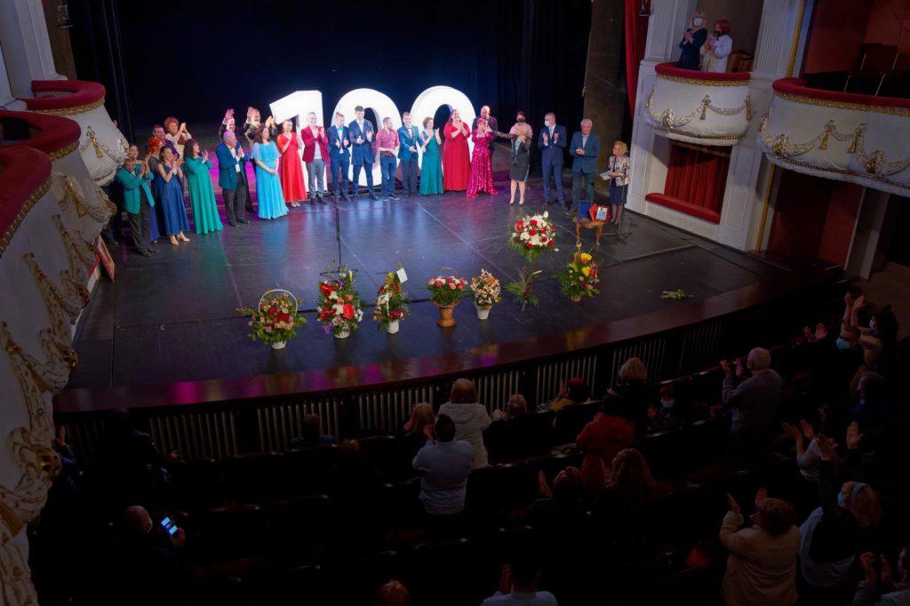 Аплаузи за Варненския драматичен театър