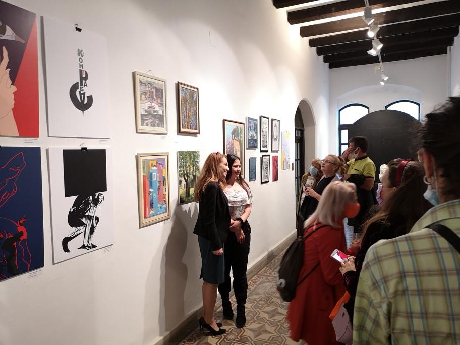 """Годишната изложба на НУИ """"Добри Христов"""" в Градската художествена галерия на Варна"""