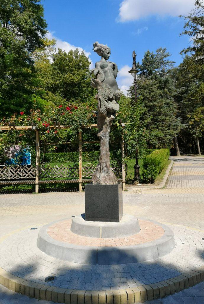 """""""Флора"""" в Морската градина на Варна"""