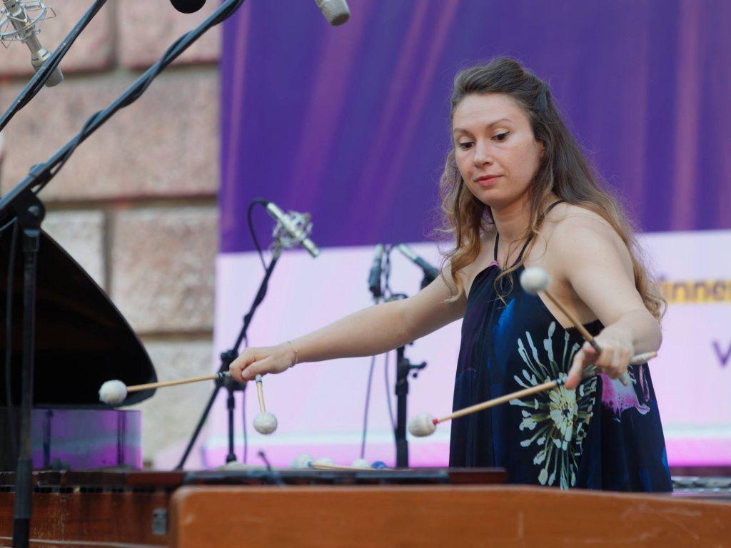 Василена Серафимова, снимка Росен Донев