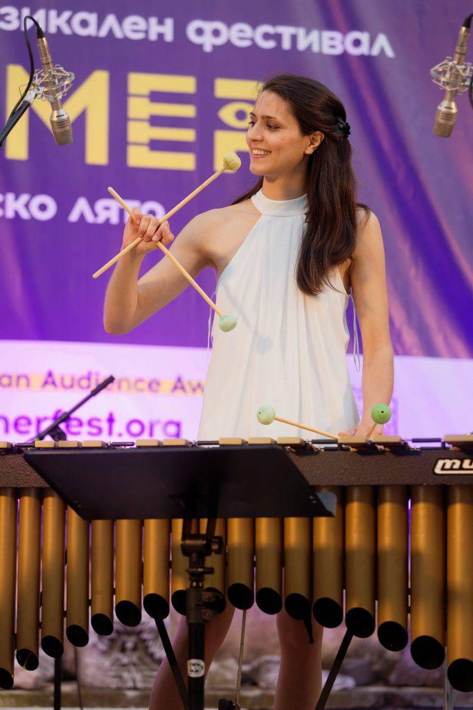 Виви Василева, снимка Росен Донев