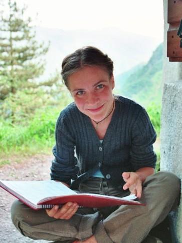 Василена Радева, снимка личен архив