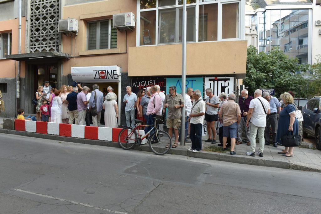 Зона Нира арт отвори във Варна 1