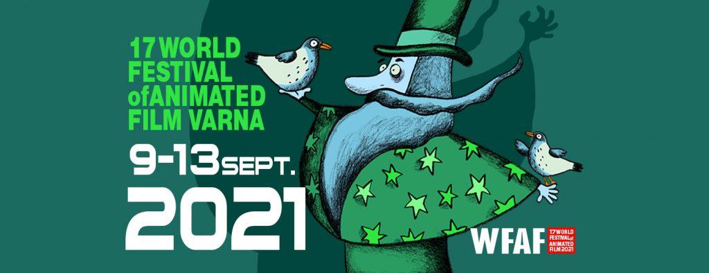 Световeн фестивал на анимационния филм Варна 2021